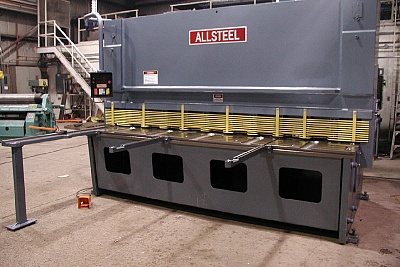 An Allsteel Machinery Photo Gallery 12