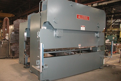 An Allsteel Machinery Photo Gallery 11