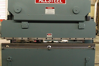 An Allsteel Machinery Photo Gallery 8