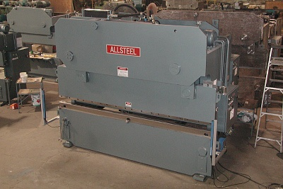 An Allsteel Machinery Photo Gallery 50