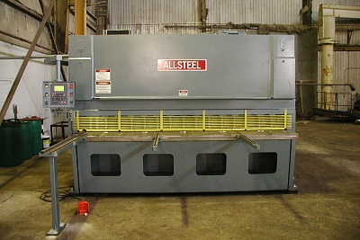 An Allsteel Machinery Photo Gallery 52