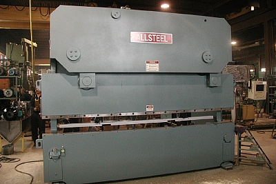 An Allsteel Machinery Photo Gallery 5