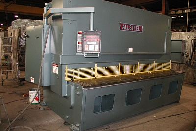 An Allsteel Machinery Photo Gallery 30