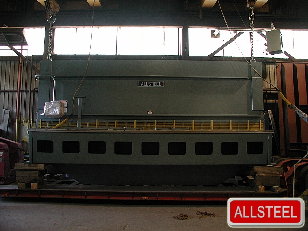 An Allsteel Machinery Photo Gallery 2