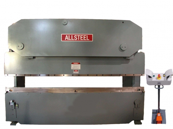 Allsteel Press Brakes Standard Features